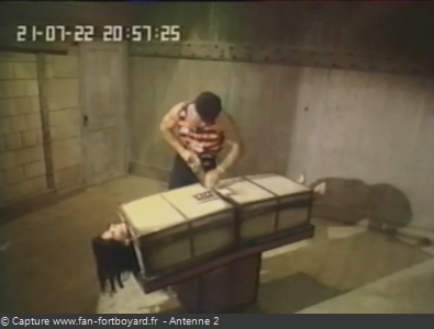 Les Clés de Fort Boyard 1990 : La nouvelle épreuve de la Femme coupée