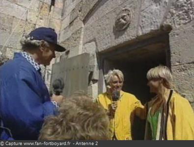 Les Clés de Fort Boyard 1990 : L'arrivée des candidats (version 3)