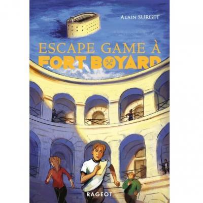 Roman - Escape game à Fort Boyard (à partir du 3 juillet 2019)