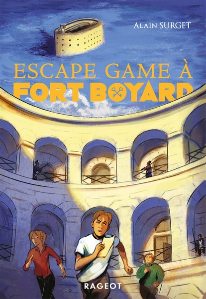 Roman - Escape game à Fort Boyard (à partir du 3 juillet 2019)