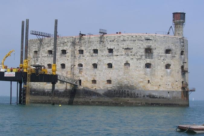 Fort Boyard 2006 : Le tour du Fort de Sébastien