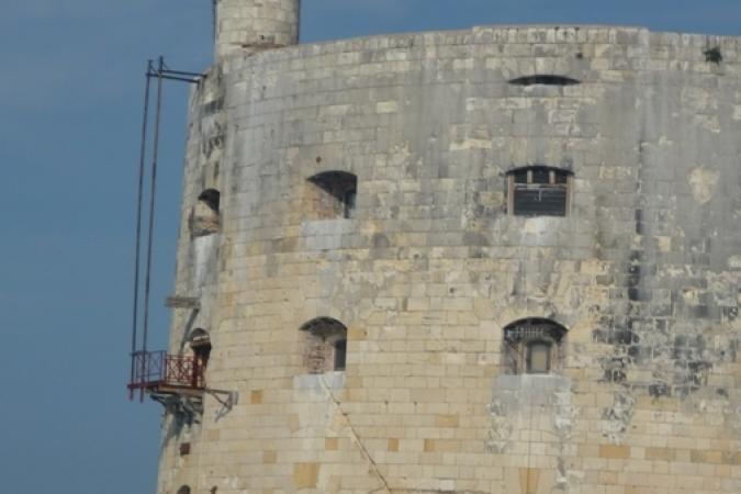 Fort Boyard 2010 : Le tour du Fort de Charlotte
