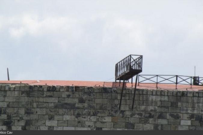 Fort Boyard 2011 : Le tour du Fort de Nico Cav