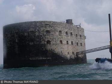 Fort Boyard 2011 : Le tour du Fort de Thoyard