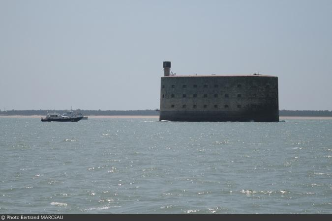 Fort Boyard 2012 : Le tour du Fort de Bertrand