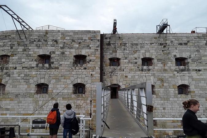 Dernières visites du Fort Boyard en 2019 (21-22 septembre 2019)