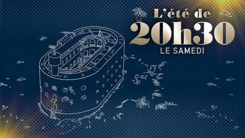 Reportage ''L'épopée Fort Boyard'' dans ''20h30 le samedi'' sur France2 le samedi 11 juillet 2020 à 20h30